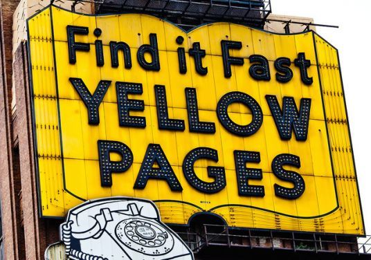 I will extract data for you from any Yellow Pages 300 records