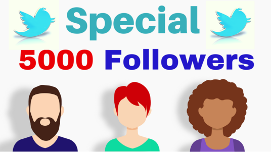 Get Real And Active 1500+ USA Twitter Followers