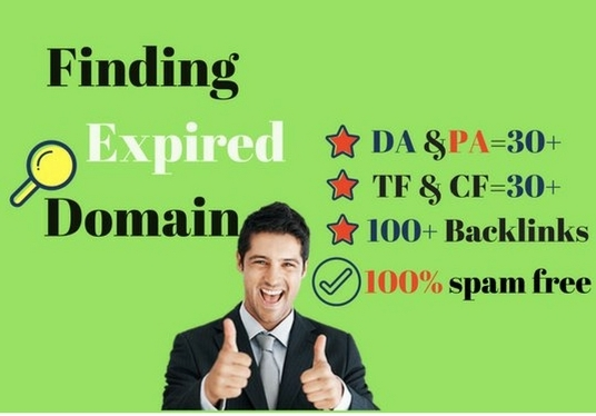 I will Research Best Expired Domain That Is Seo Friendly