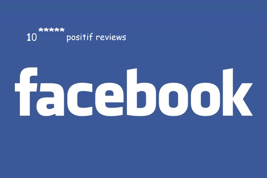 I will Leave 10 positive opinions with 5 stars on your Facebook page