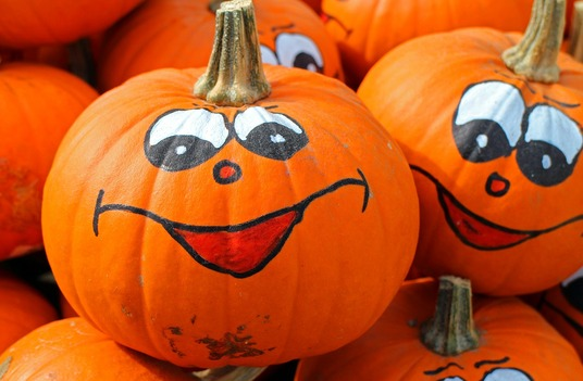 I will write a Halloween themed blog post or article