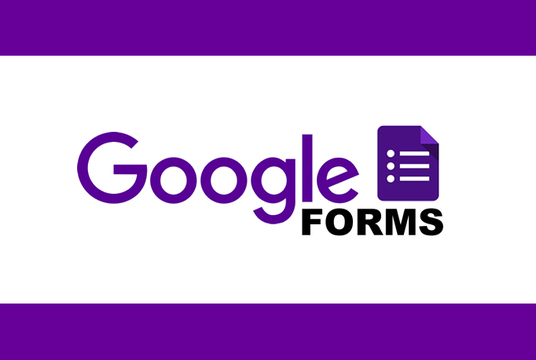I will create a Google Forms Document