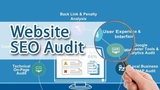 I will Do Full SEO Website Audit, Find Errors, Provide An Actionable Report