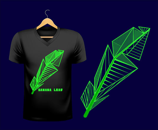 I will Design T-shirt Vector Art