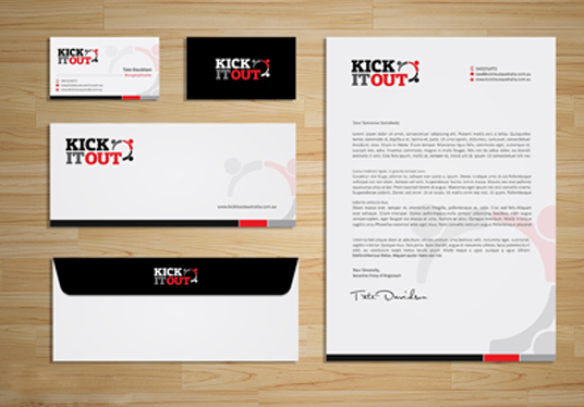 I will Design A Professional Letterhead In MS Word Format