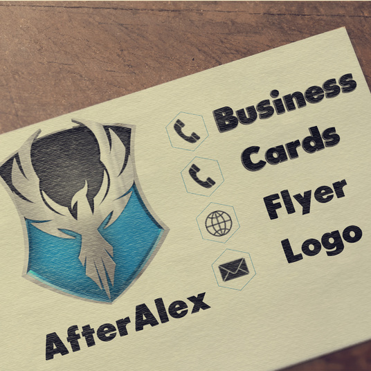 I will Design A Minimal Business Card Or Stationery