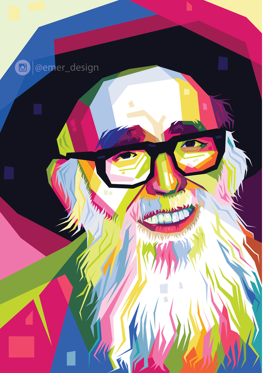 I will create your face into fun and great WPAP (Wedha's Pop Art Portrait) full color