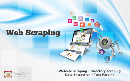I will do data mining, data extraction, web scrape, email list, research, excel CSV job