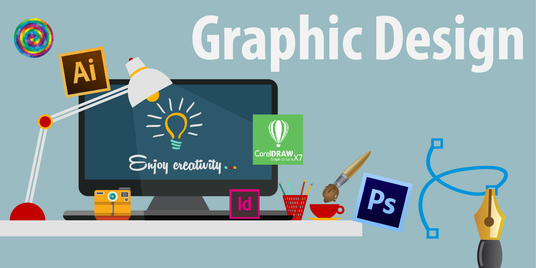 I will do any graphic design work for you