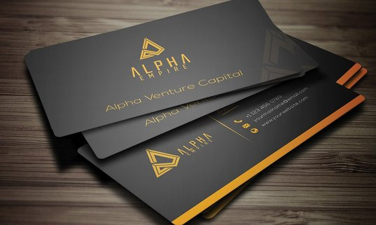 I will design amazing business card