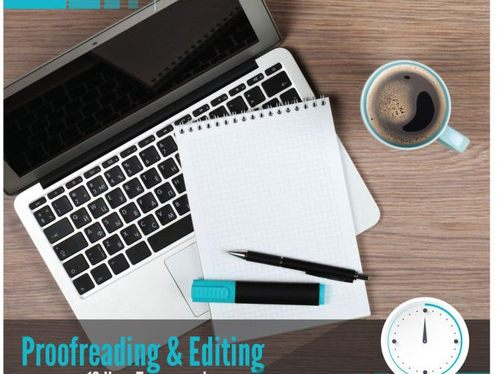 neatly edit and thoroughly proofread your document (up to 1000 words)