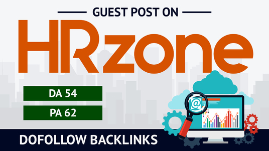 I will Write And publish Guest Post On HRzone.com