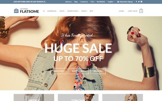 I will create ecommerce website in wordpress woocommerce