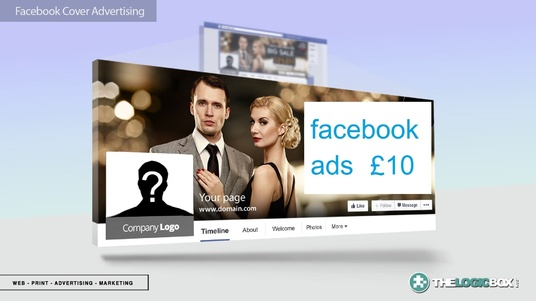 I will design an Attractive Facebook Ad