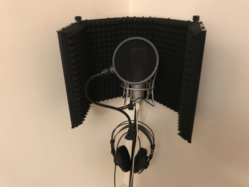record a British Male Voiceover for your project within 24 hours