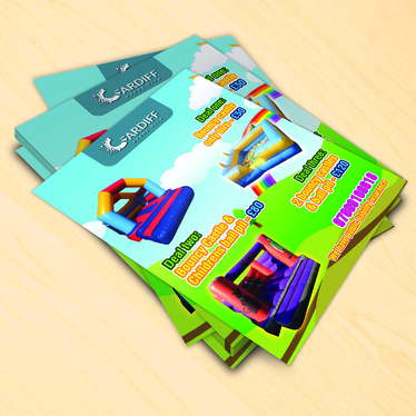 design a professional Print ready flyer or leaflet