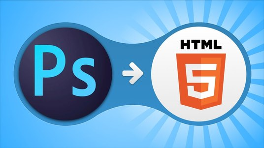 I will hand build your PSD to HTML