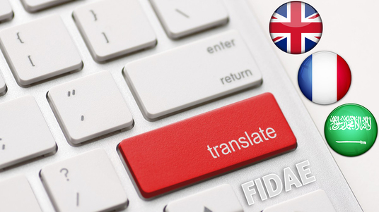 I will translate your document English/French/Arabic