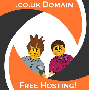 provide you with a .co.uk / .uk domain and FREE Hosting
