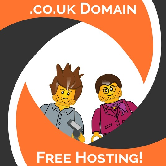 I will provide you with a .co.uk / .uk domain and FREE Hosting!