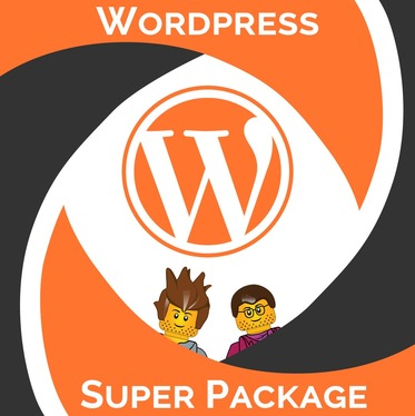 cccccc-provide a Wordpress Super Package!! Ready-To-Go installation including config. themes and plugins