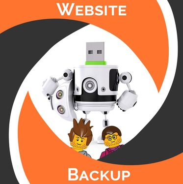 Backup your Website