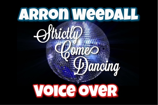I will Record a Strictly Come Dancing style intro
