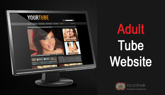 build you an ADULT TUBE website