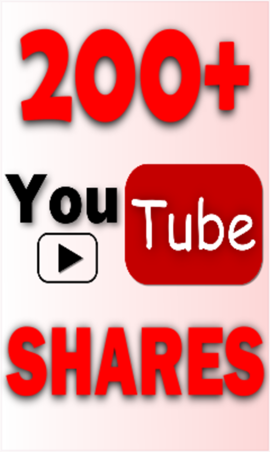 I will Do YouTube Video Seo, Share To Top Social Media Sites