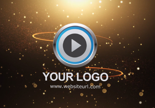 create ALL 15 abstract logo intro videos