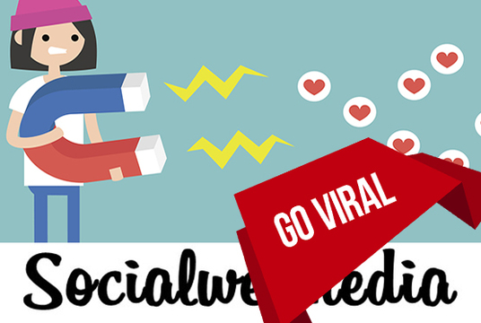 I will Grow Instagram Organically With Viral Marketing | Social Media Management