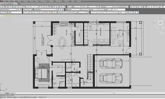 do any architectural work online