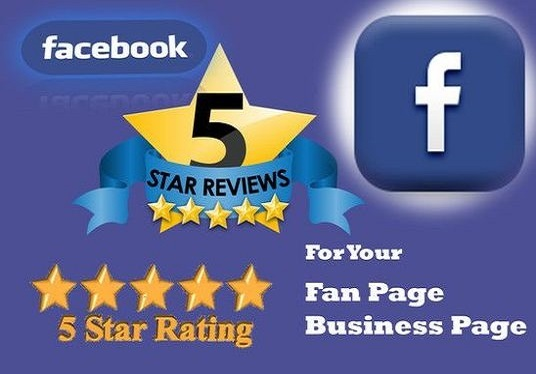 I will Give you 1 real Facebook 5 star review to your Facebook Fanpage