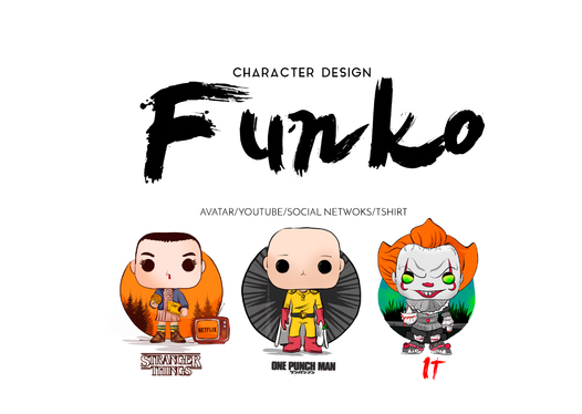 create a  funko Avatar for you
