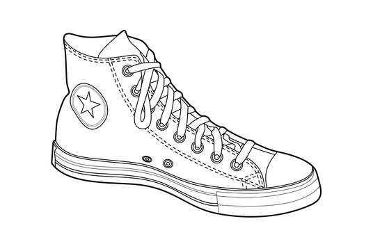 I will redraw your product or any object to vector line art illustration