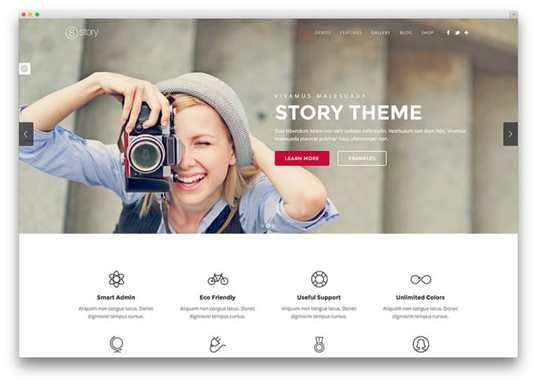 I will install WordPress premium theme and set up exactly like the demo