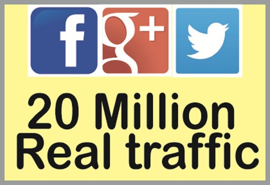 I will Promote Your Link to 20  Million+ Facebook,twitter,Google Plus Get Loads of Boost SMM