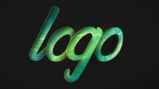 I will Design a 3D Logo