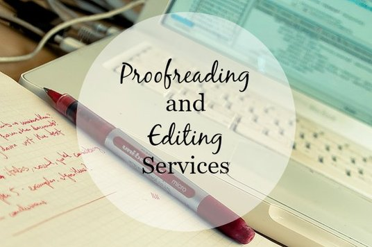 I will proofread and edit anything you write in UK or US English (up to 10000 words)
