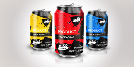 I will design a product packaging