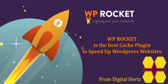 Speed Up Your Wordpress Website With WP Rocket PRO