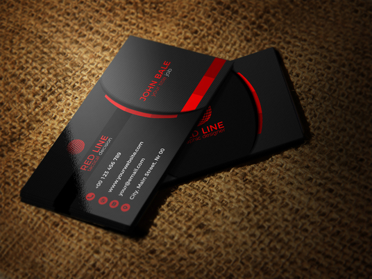 I will design phenomenal business card