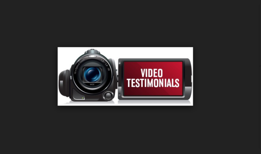 Create testimonial videos for product promotion and brand promotion