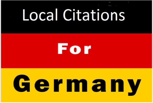 I will Create Best 40 Germany Local Citations