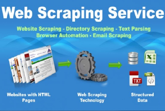 I will do data mining, Web scraping , data Entry, Business Email