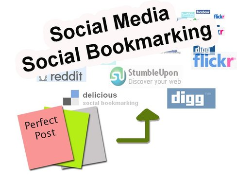 manually do SEO via 10 UK targetted Social Bookmarks