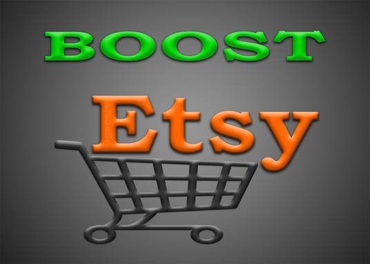 I will do viral promotion for  your Etsy store