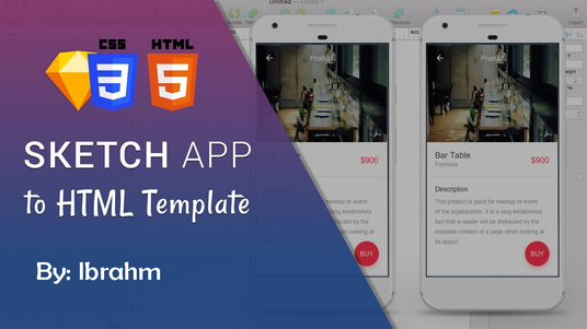 I will Convert Sketch or PSD to Responsive Html Page