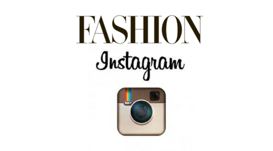 I will Give You Shoutout On Fashion Instagram