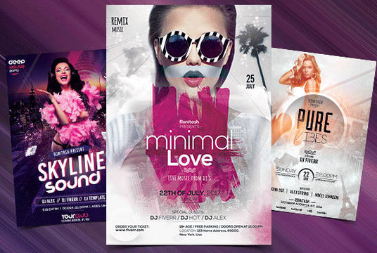 I will design an eye catching flyer, brochure, banner and poster